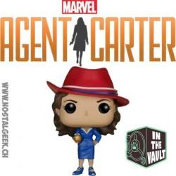 Funko Pop Marvel Agent Carter Edition limitée