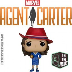 Funko Pop Marvel Agent Carter Limited Vinyl Figure