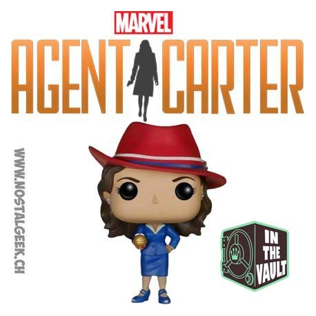 Funko Pop Marvel Agent Carter Limited Vinyl Figure