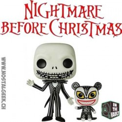 Funko Pop Jack Skellington et Vampire Teddy Vinyl Figure