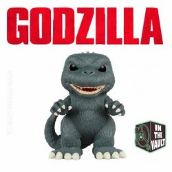 Funko Pop! Godzilla Noir et Blanc Edition limitée 15 cm