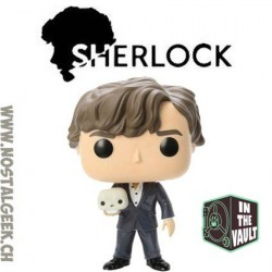 Funko Pop! Sherlock with Skull