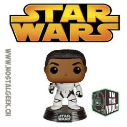 Funko Pop! Star Wars The Force Awakens Finn Stormtrooper Edition Limitée