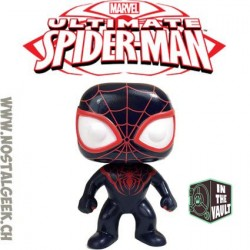 Funko Pop! Marvel Spider-man (Miles Morales) Edition Limitée