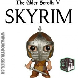 Funko Pop! Game The Elder Scrolls Pop Game The Elder Scrolls Skyrim V Dovahkiin Figure