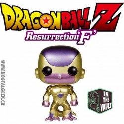 Funko Pop! Dragon Ball Z Golden Frieza (Black Eyes) Edition limitée