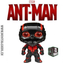 Funko Pop SDCC 2015 Ant-Man Blackout Edition Limitée
