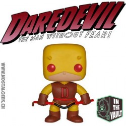 Funko Pop! Marvel Yellow Daredevil Exclusive Vinyl Figure