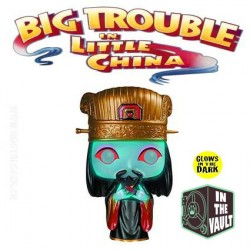 Pop Big Trouble In Little China - Lo Pan GITD Glows in the Dark
