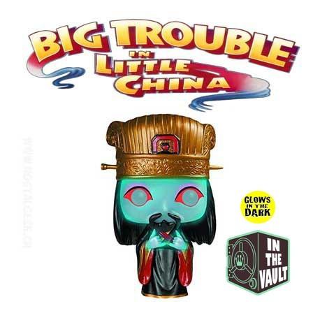 Pop Big Trouble In Little China - Lo Pan GITD Glows in the Dark