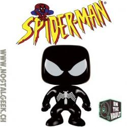 SpiderMan Black Suit Exclusive Underground Toys Funko Pop Marvel