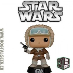 Funko Pop Movies: Star Wars - Han Solo Hoth Vaulted