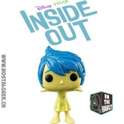 Funko Pop! Disney SDCC 2015 Inside Out Joy Limited Vinyl Figure
