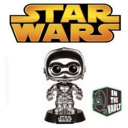 Funko Pop! Star Wars E-3PO Chrome Edition Limitée Vaulted