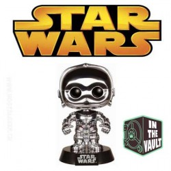 Funko Pop Star Wars E-3PO Chrome Limited Edition Vaulted