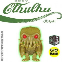 Funko Pop Books Cthulhu Phosphorescent Edition Limitée
