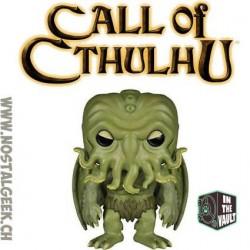 Funko Pop Horror Cthulhu Phosphorescent Edition Limitée