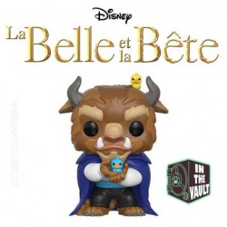 Funko Pop Disney Beauty And The Beast Winter Beast
