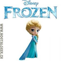 Disney Characters Q Posket Frozen Elsa Banpresto Figure