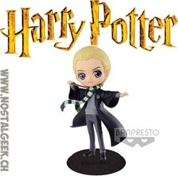 Harry Potter Characters Q Posket Draco Malfoy Banpresto Figure