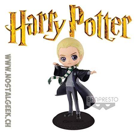 Harry Potter Characters Q Posket Draco Malfoy Banpresto Figure