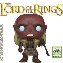 Funko Pop ECCC 2019 Lord Of The Rings Grishnakh Edition Limitée