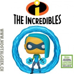 Funko Pop ECCC 2019 The Incredibles 2 Voyd Edition Limitée