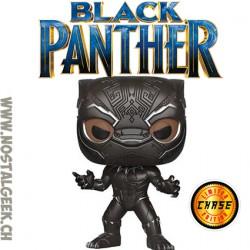 Funko Pop Marvel Black Panther GITD Edition Limitée