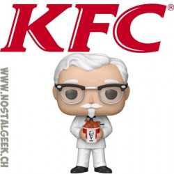 Funko Pop Icons KFC Colonel Sanders Vinyl Figure