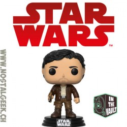 Funko Pop Star Wars Episode VII - Poe Dameron (The Last Jedi) Vaulted Vinyl Figure