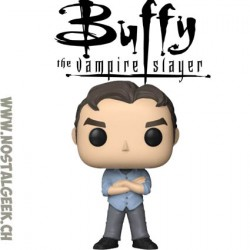 Funko Pop Television Buffy The Vampire Slayer Xander Chase Edition Limitée