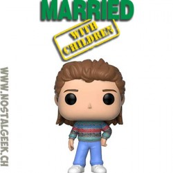 Funko Pop Television Married With Children Boîte légèrement abîmée