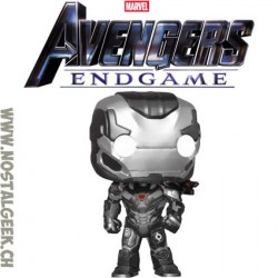 Funko Pop Marvel Avengers Endgame War Machine Vinyl Figure