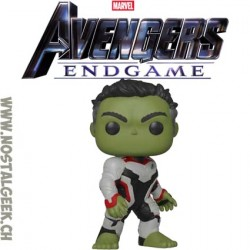 Funko Pop Marvel Avengers Endgame Tony Stark (Quantum Realm Suit)