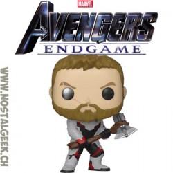 Funko Pop Marvel Avengers Endgame Thor (Quantum Realm Suit)