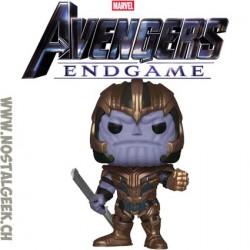 Funko Pop Marvel Avengers Endgame Thor (Quantum Realm Suit) Vinyl Figure
