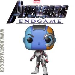 Funko Pop Marvel Avengers Endgame Nebula (Quantum Realm Suit) Vinyl Figure
