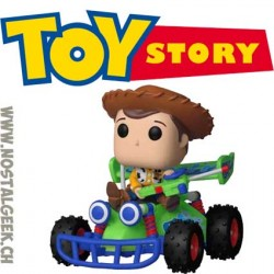 Funko Pop Ride Disney Toy Story Woody with RC Vinyl Figure