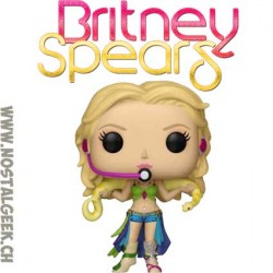 Funko Pop Rocks Britney Spears (Slave 4 U) Vinyl Figure