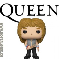 Funko Pop Rocks Queen Freddie Mercury (Checker) queen Vinyl Figure