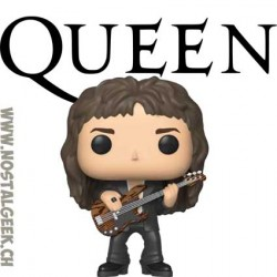 Funko Pop Rocks Queen John Deacon Vinyl Figure