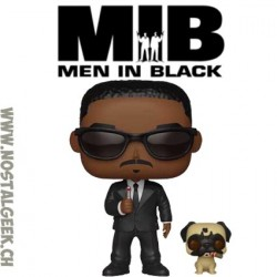 Funko Pop Movies Men In Black Agent J & Frank