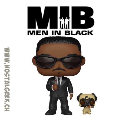 Funko Pop Movies Men In Black Agent J & Frank