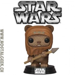 Funko Pop! Star Wars Wicket W. Warrick Vinyl Figure