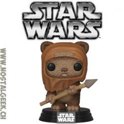 Funko Pop! Star Wars Wicket W. Warrick Vinyl Figure