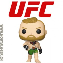 Funko pop UFC Conor McGregor (Green Shorts) Vinyl Figure