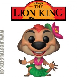 Funko Pop! Disney The Lion King Luau Timon Vinyl Figure