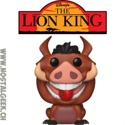 Funko Pop! Disney The Lion King Luau Pumba Vinyl Figure