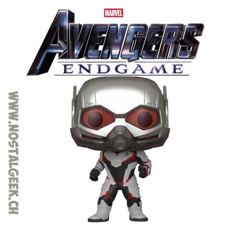 Toy Funko Pop Marvel Avengers Endgame Ant Man Quantum Realm Suit
