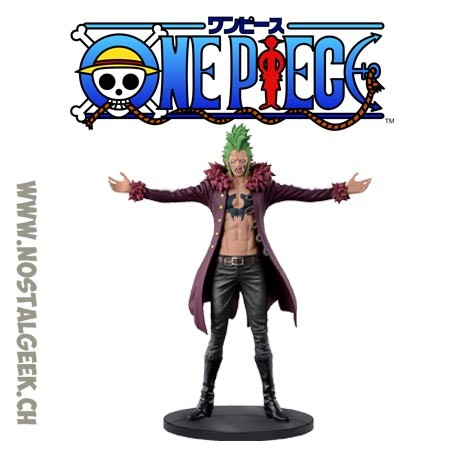 Banpresto One Piece Bartolomeo A Figure, Jeans Freak Series Volume 11